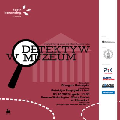 Detektyw w Muzeum Wodociągów